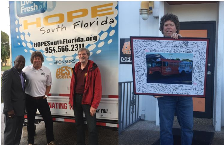 Hope South Florida Mobile Showers