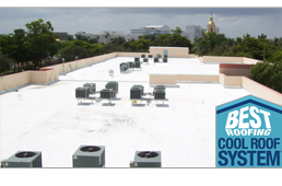 Cool Rool System - Energy Efficient Roof