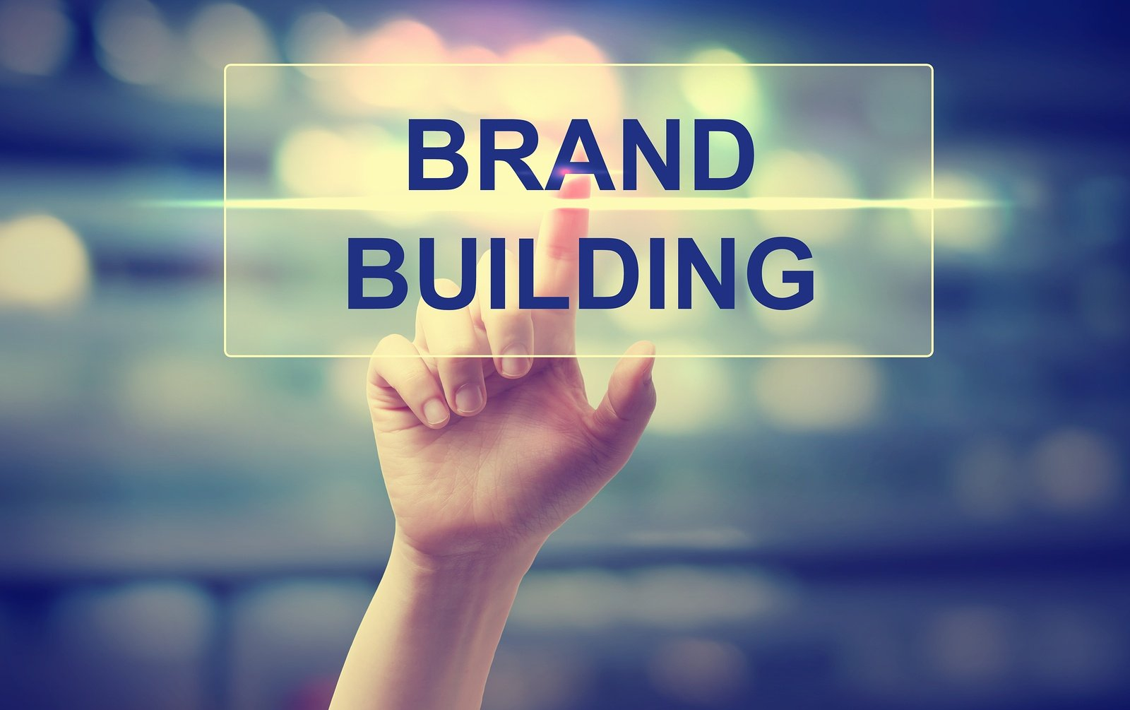 building a brand on a budget