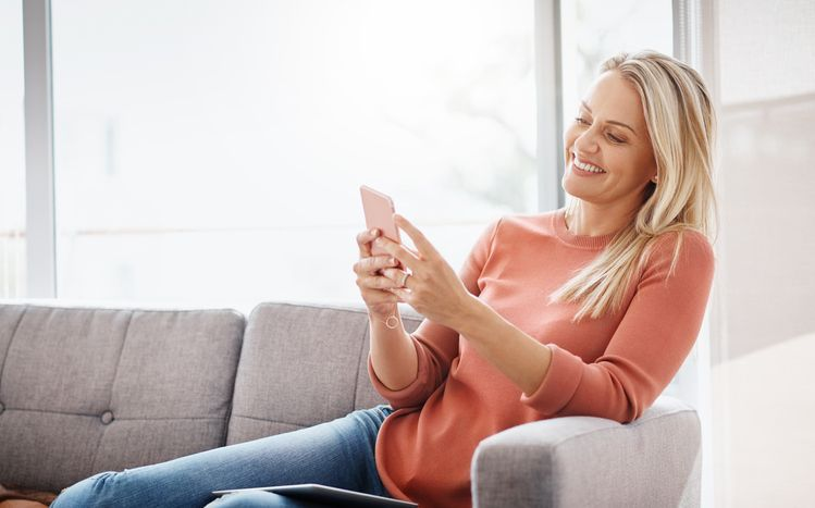 connect with customers during COVID