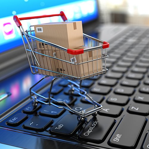 Paid search shopping campaign