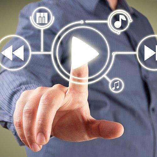 Interactive video advertising