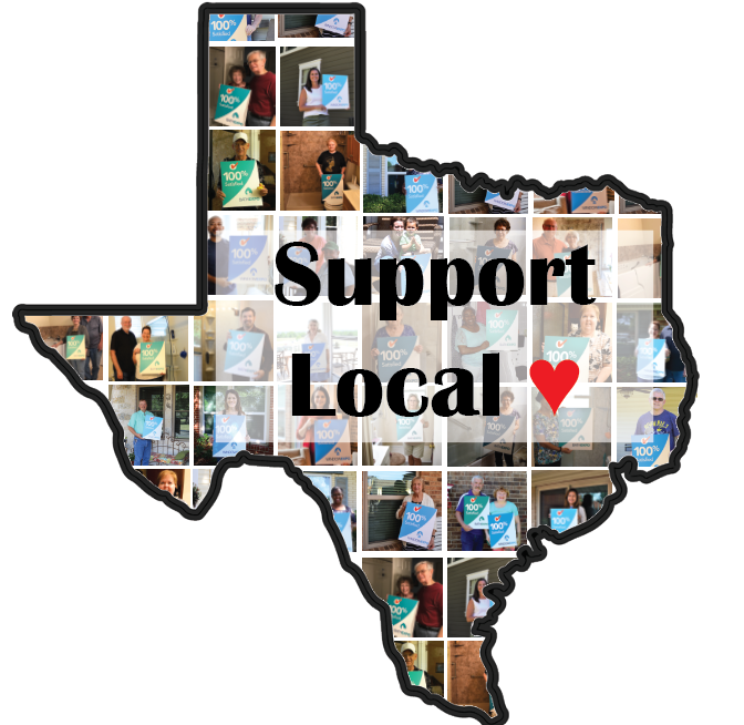 Support Local Businesses in Texas | Window Expo and Bath Expo Texas
