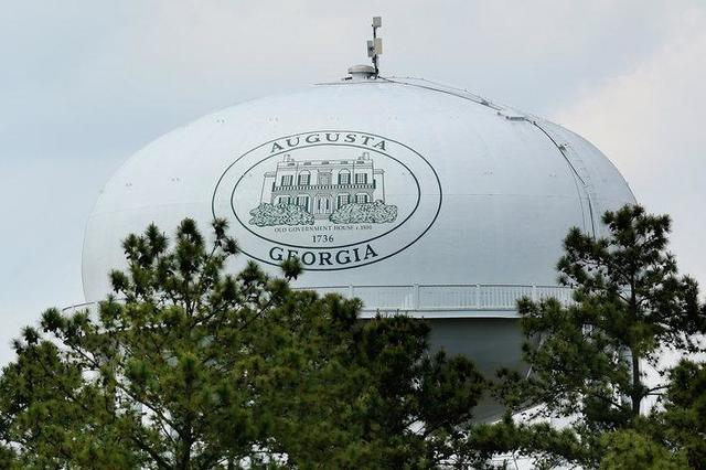 Augusta National water tower leaking after Georgia earthquake per report - Image 1