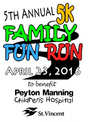ARAC Roof It Forward to help sponsor the 5th annual 5K Family Fun Run benefitting the Peyton Manning Children's Hospital - Image 2