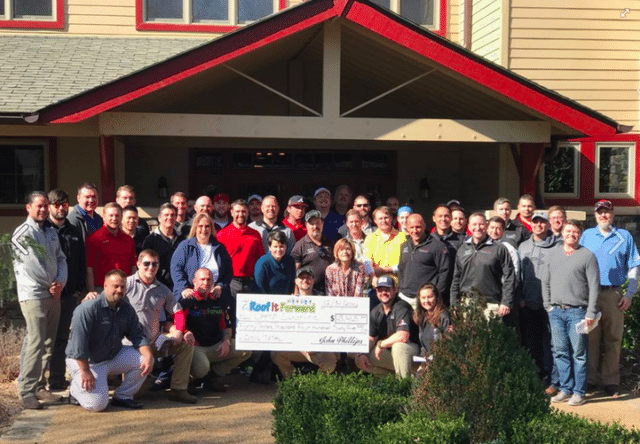 ARAC Roof It Forward Announces 2016 Donation Total to Camp Sunshine - Image 3