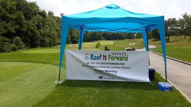 ARAC Roof It Forward Indiana sponsors Touchdown for Kids Golf Tournament - Image 2