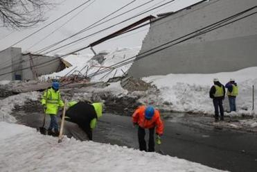 Massachusetts sees hundreds of roof collapses - Image 1