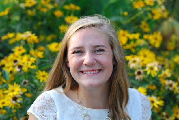 Scholarship Winner Katelyn Randall