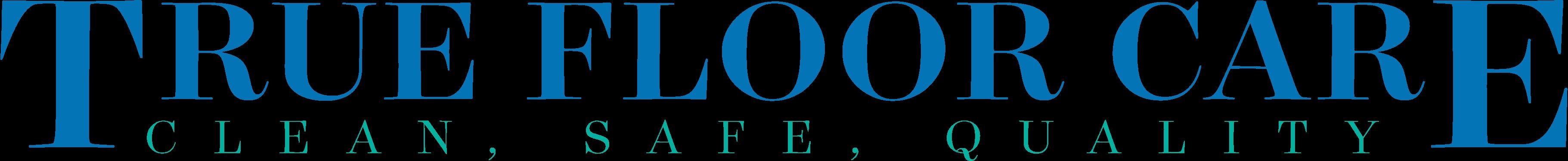 True Floor Care logo